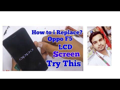 Oppo  F3  LCD Screen Replacement .Nadeemgulaab.club