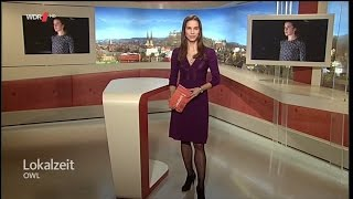Kristina Sterz | Lokalzeit OWL | 21.12.2015