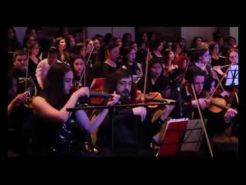 Ike Parodi & Victor Parma / Remake / Rock Sinfónico - Ushuaia 2017