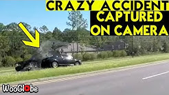 Internet's divided : Who's at fault in this Car collision and Accident caught on dashcam in US