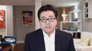 Fundstrat's Tom Lee says the bottom is in for his epicenter stocks