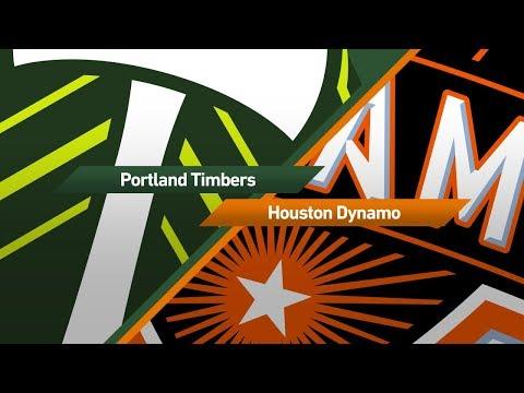 Highlights: Portland Timbers vs. Houston Dynamo | November 5, 2017