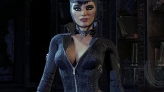 Batman Arkham City (Game of the Year Edition) - Catwoman Episodes 1 & 2