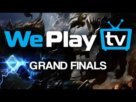 Na'Vi vs [A] - WePlay - Grand Finals - G2