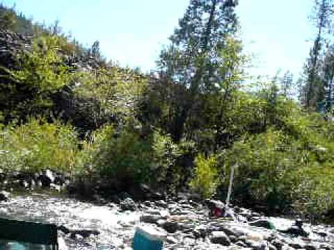 Oregon Gold Dredge #2 Private mining Claim