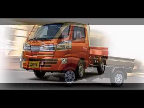 2015 Daihatsu Hijet, Subaru Sambar, and Toyota Pixis all-new kei trucks