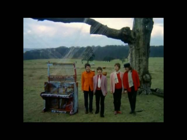 The Beatles - Strawberry Fields Forever [Official Video] [HD]