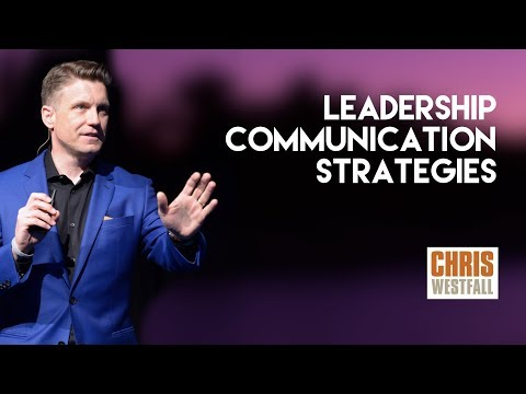 Three Strategies for Leadership Communication
