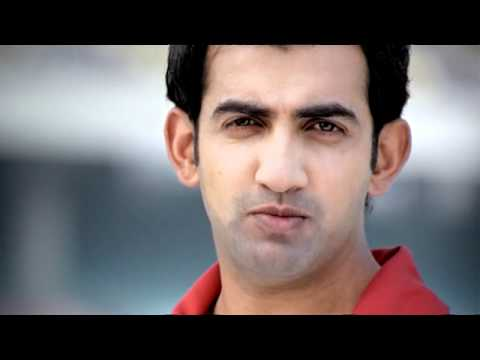 Karbonn Mobiles AD with Gambhir (IPL-2011).mpg