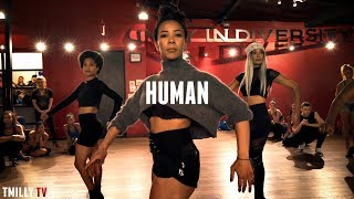 SEVDALIZA - HUMAN - Choreography by Galen Hooks - Filmed by @TimMilgram thumbnail