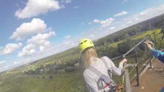 7 августа Прыжки с веревкой в Миснке, 7(, 2016-08-11T02:46:09.000Z)
