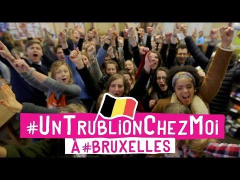 [Un trublion chez moi] A Bruxelles - JOUR 2de YouTube · Durée:  3 minutes 40 secondes