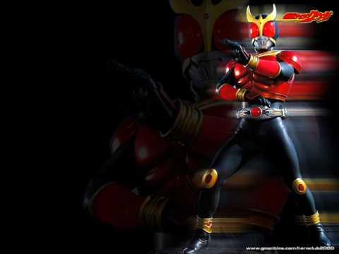 Kamen Rider (partially found English dubs of Japanese