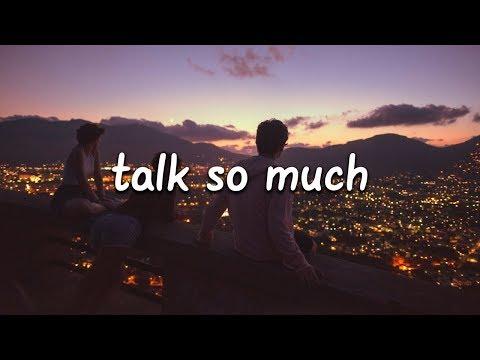 AJ Mitchell - Talk So Much