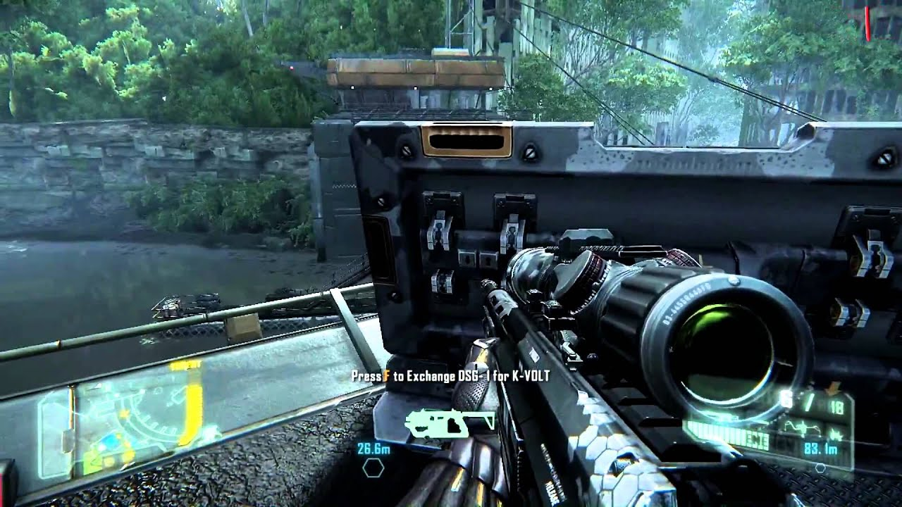 Crysis 3 directx 9 and directx 10 running | hardware masters.
