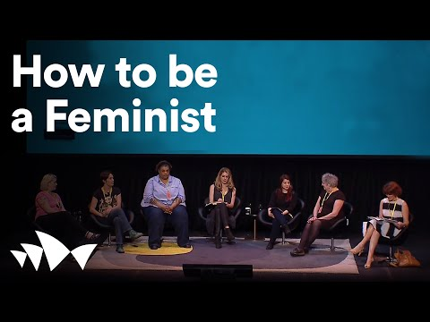 How to Be a Feminist Panel, All About Women 2015