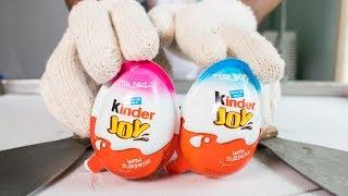 Kinder Joy ICE CREAM ROLLS