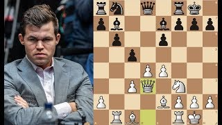 Агрессивная игра чемпиона мира! Magnus Carlsen  - Wesley So. Grand Chess Tour 2019. Шахматы