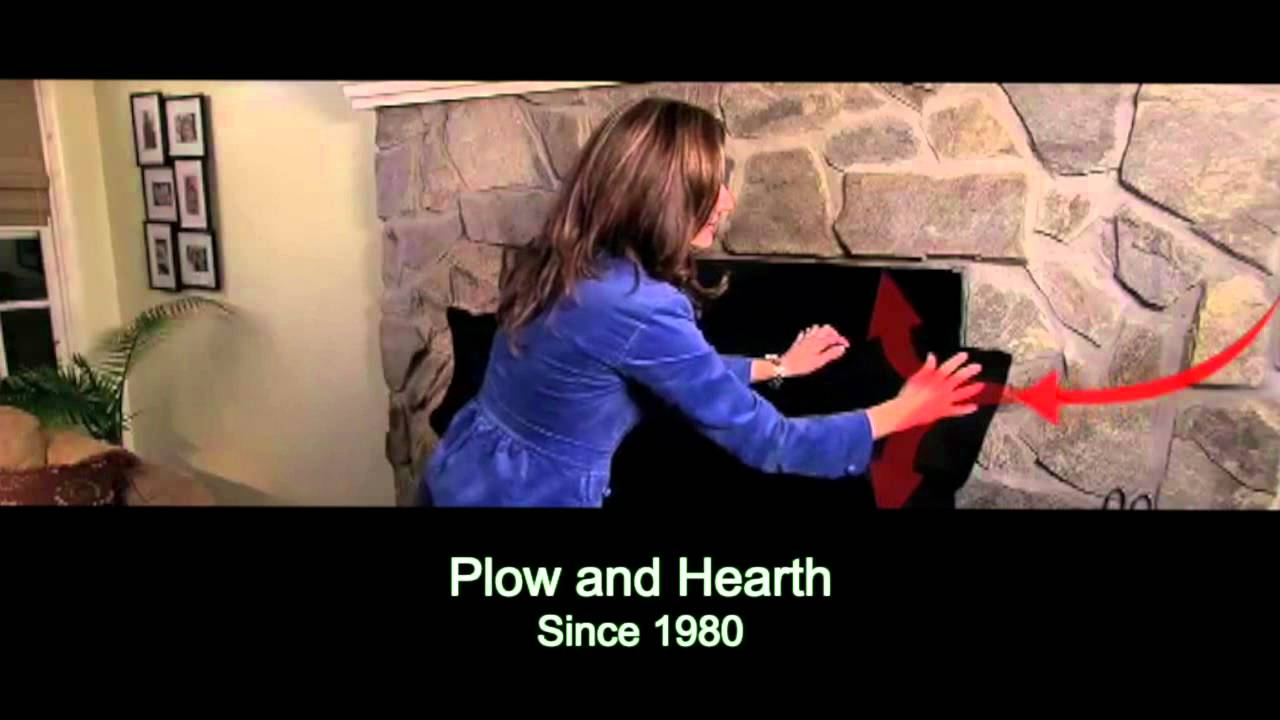 pavenex fireplace blanket stops overnight heat loss plow