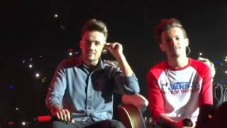 One Direction - Little Things - 28/9/15 O2 Arena London HD