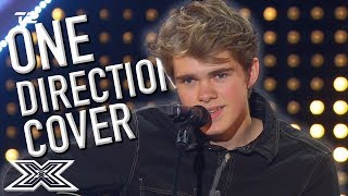 OUTSTANDING One Direction Cover from The X Factor Denmark | X Factor Global