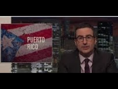 Download Youtube: TRUMP PUERTO RICO HBO   Last Week Tonight with John Oliver  Oct 01, 2017
