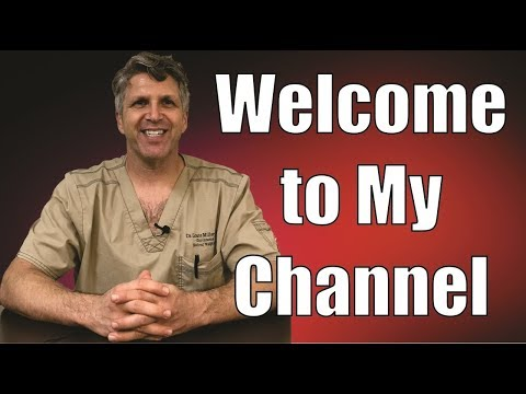 2018 Updated Youtube Channel Welcome Video - Louis Miller DC MS