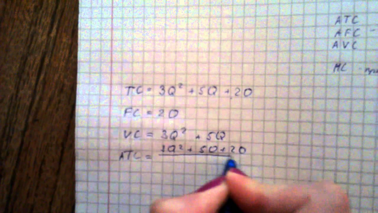 Микроэкономика решение задач для чайников примеры и решение задач мерзляк