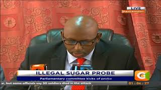 Parliamentary committee kicks of the probe Police continue impoundi...
