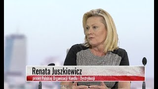 WYWIAD GOSPODARCZY: Skąd wziąć pracowników, gdy spada bezrobocie? Renata Juszkiewicz