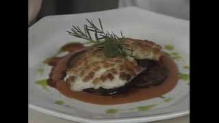 Great Chef Claude Troisgros Daurade Acacia (snapper With Eggplant)