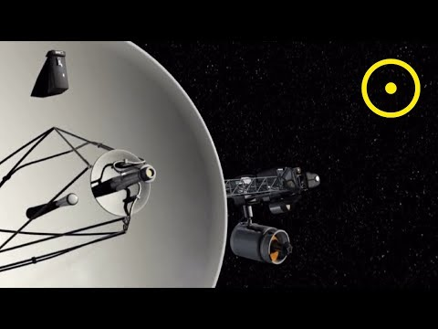 Voyager Probe | Journey Through Interstellar Space