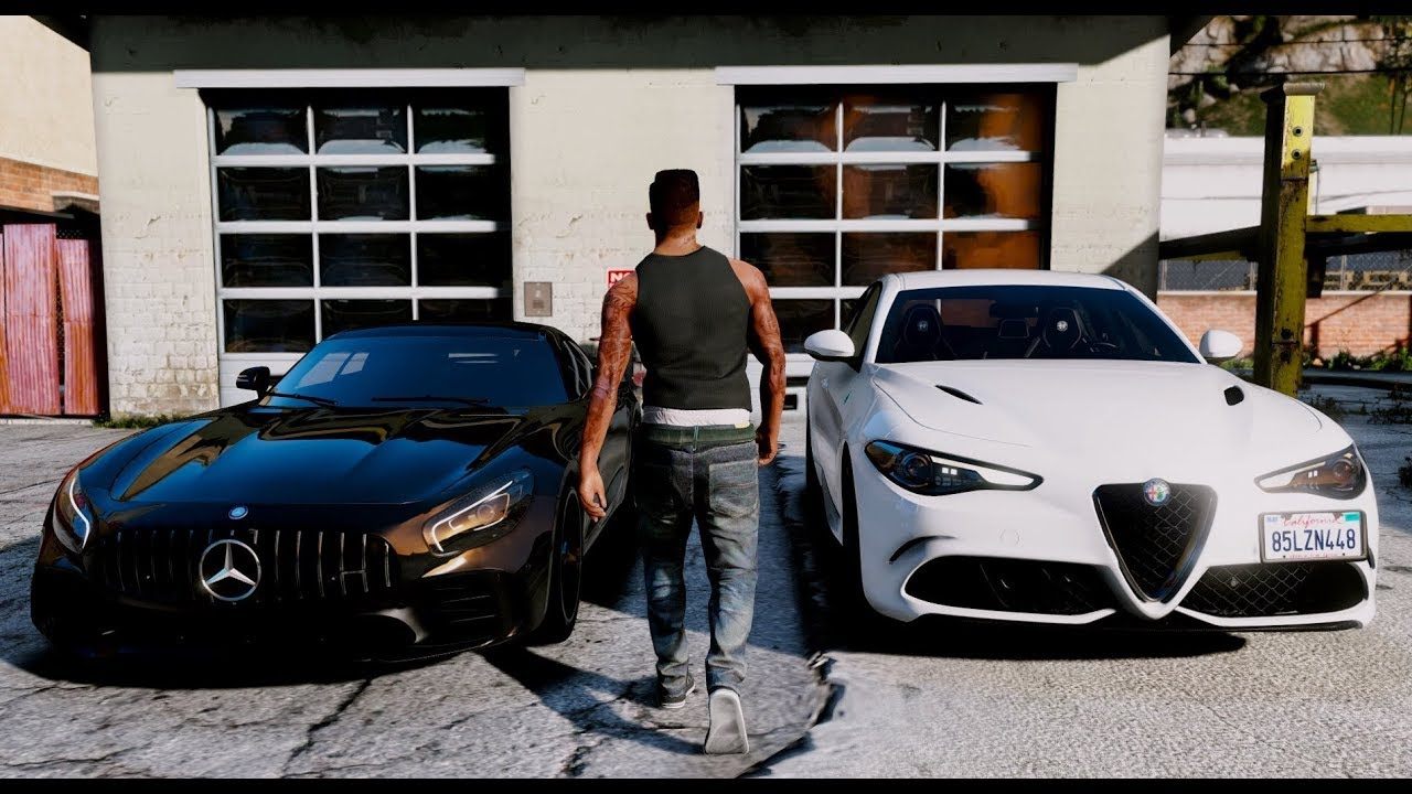 ►GTA 6 NEW 2019 ✪ CARS GAMEPLAY - ULTRA REALISTIC GRAPHICS! RTX™ 2080 Ti 60 FPS