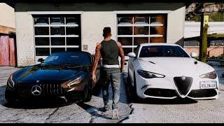 ►GTA 6 NEW 2019 ✪ CARS GAMEPLAY - ULTRA REALISTIC GRAPHICS! RTX™ 2080 Ti 60 FPS 👍 | GTA 5 ENB MOD