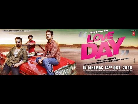 LOVE DAY | Payar Ka Din | Ajaz Khan | FULL MOVIE 2017