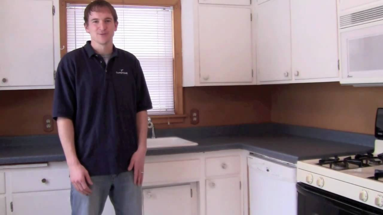 Painting Kitchen Cupboards YouTube