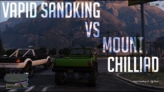 [ Vapid Sandking vs Mt. Chilliad ] [ QhQ x MaYo + Challiis ]