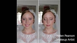 Lucy's wedding makeup video