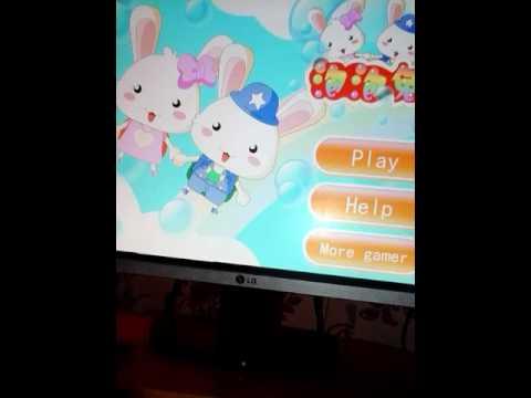 Игра на двоих кролики и пузыри