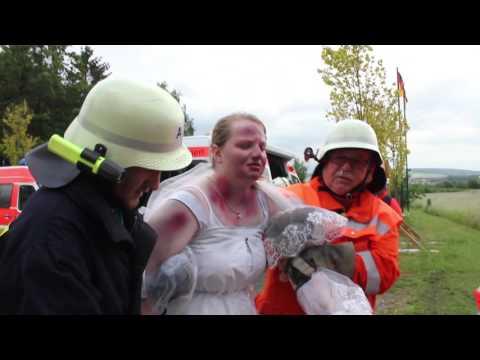 Explosion bei Hochzeit - Schützenhaus Bakede