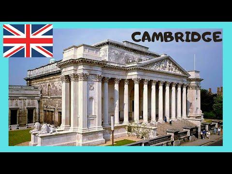 CAMBRIDGE: Inside the famous FITZWILLIAM MUSEUM, England