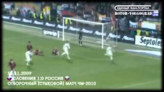 Самые бездарные поражения сборной России по футболу