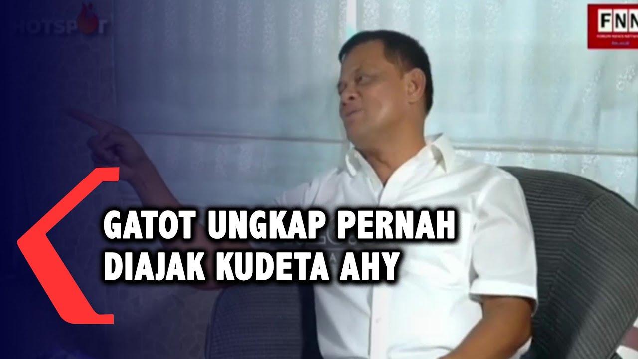 Download Terkuak! Gatot Nurmantyo Pernah Diajak Kudeta AHY