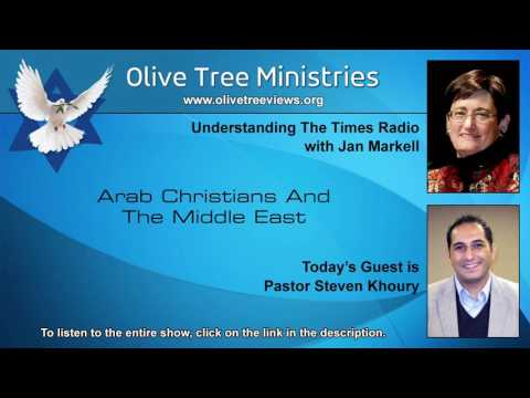 Arab Christians And The Middle East