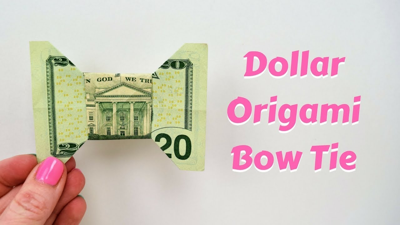 Money Origami TIE Fighter Folded with Real One Dollar Bill ... | 720x1280