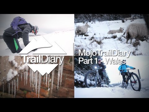 Mojo Trail Diary, Wales | Episode 1 Ft. Tracy Moseley & Blake Samson