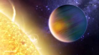Molten Glass Rain On Hot Jupiter? | Video