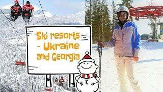 видео Бакуриани горнолыжный курорт официальный сайт