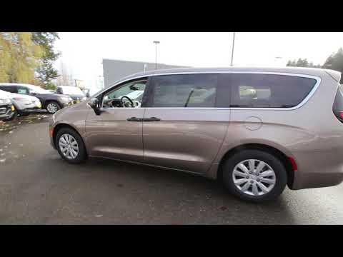 2018 Chrysler Pacifica L | Molten Silver | JR158858 | Redmond | Seattle