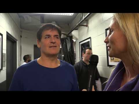 Mark Cuban: Dirk is a legend, he is the Dallas Mavericks. Basketball as a global sport